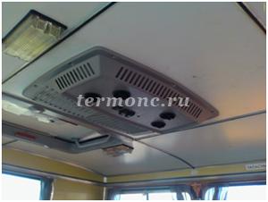Фото 2. воздухораздаточная панель к моноблоку Webasto Compact Cooler 8.